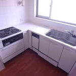 Nishijin Condominium Fukuoka - Kitchen